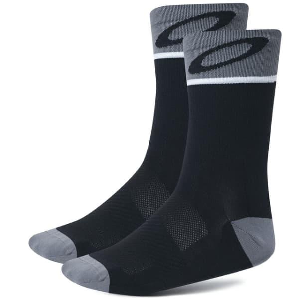 Oakley Men's Blackout Cycling Socks