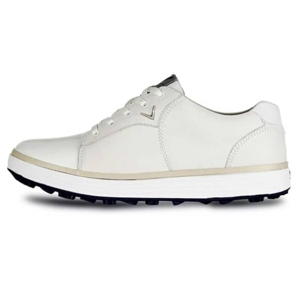 Callaway Ozone Putty Ladies White Shoes