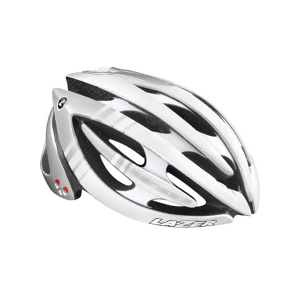 Lazer Genesis Lifebeam Smart Road Cycling Helmet with Integrated Heart Rate Monitoring