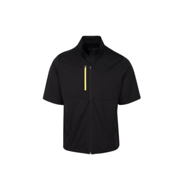 Greg Norman 1/4 Zip Short Sleeve Rain Jacket