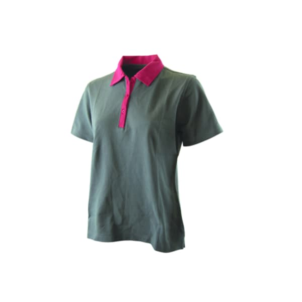 Clubhouse Women's Collar Golf Shirt