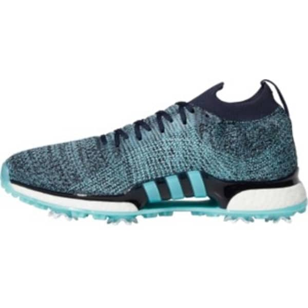 adidas Tour360 XT Primeknit Men's Black/Teal Shoes