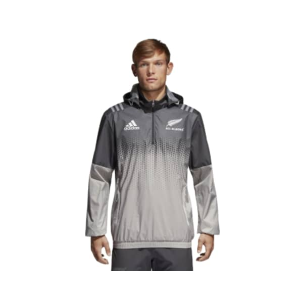 adidas Men's All Blacks All Weather Jacket