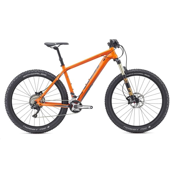 2017 Fuji Bighorn Plus 1.2 27.5 Hardtail Aluminium Mountain Bike