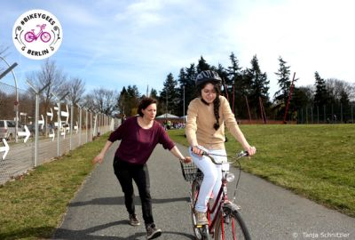 #Fahrradliebe bei den #Bikeygees, denn #cyclingisfreedom!