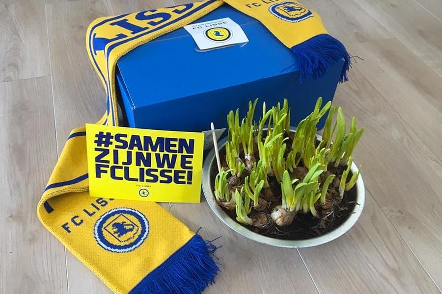 drukwerk en vormgeving voor voetbalclub FC LIsse