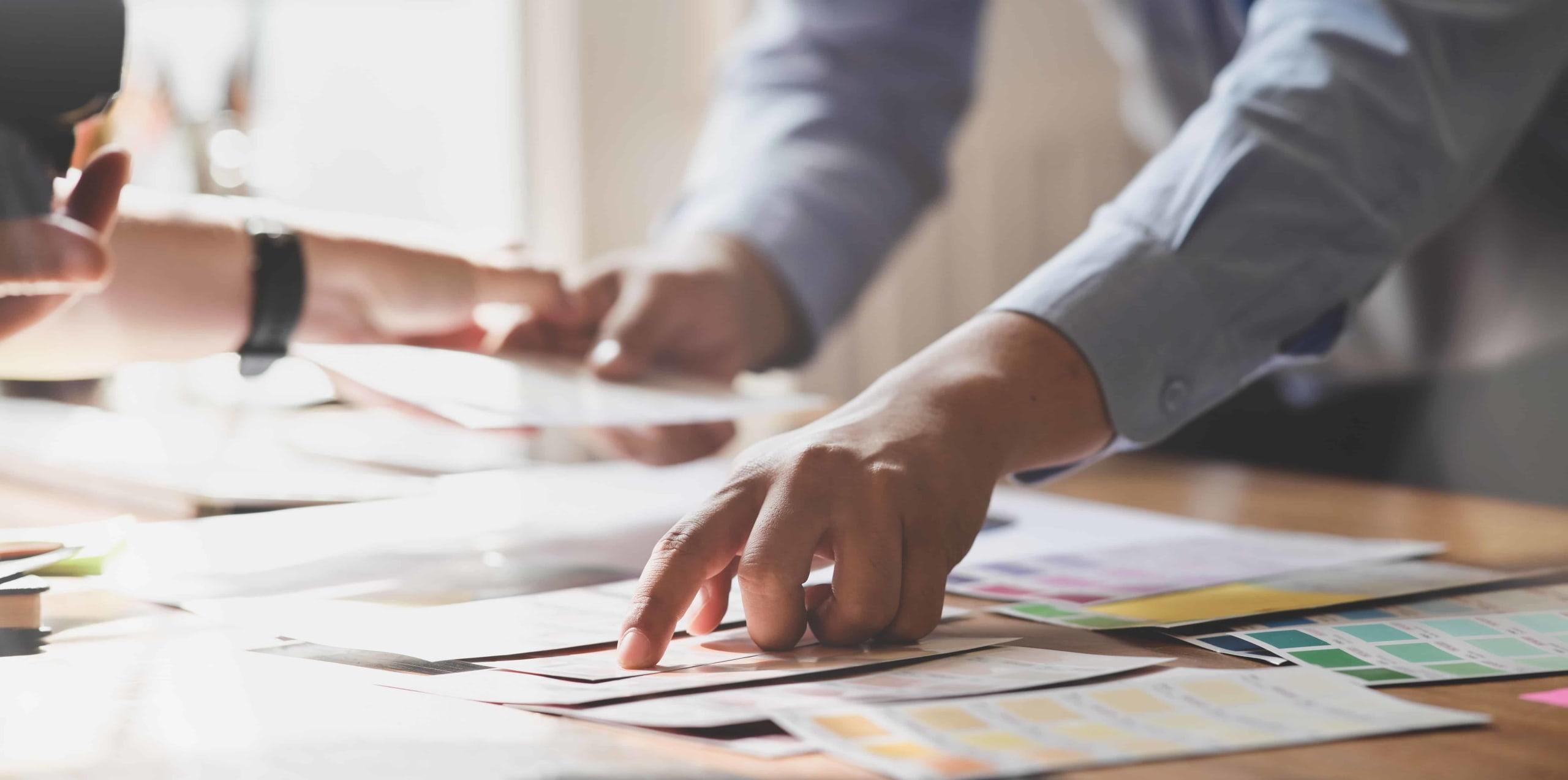 reclame folder laten ontwerpen voor je winkel of bedrijf