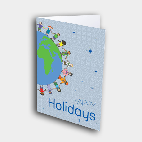 Picture of Happy Holidays Around the Globe
