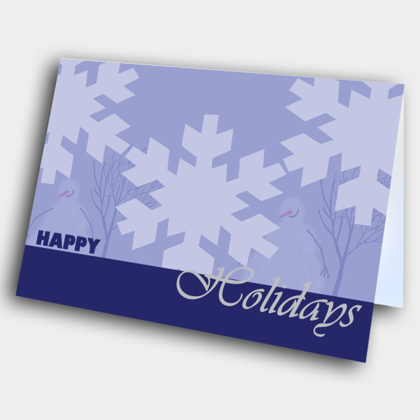 Picture of Holiday Snowflakes
