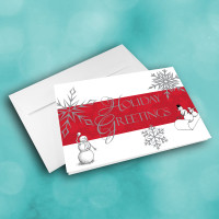 Picture of Assorted  Holiday Cards 10% to Local school or Charity