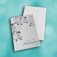 Picture of Anniversary Greeting Card