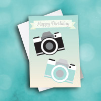Picture of Cameras Birthday