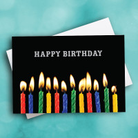 Picture of Birthday Candles