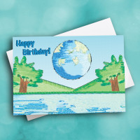 Picture of Earth Birthday