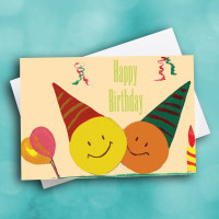 Picture of Assorted Children Art Work Birthday Cards