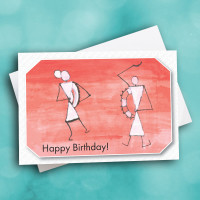 Picture of Figure Drawing Birthday
