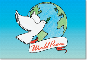 Picture of Fly With World Peace
