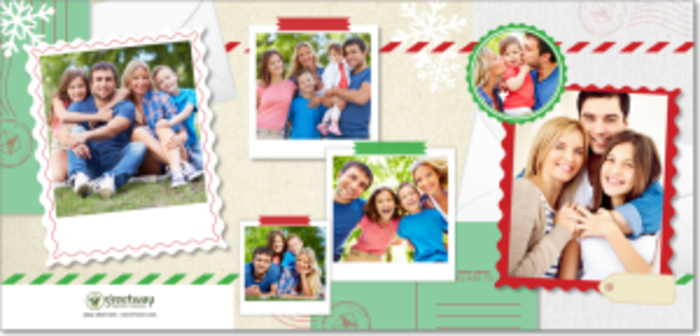 Picture of Retro Holiday Mail