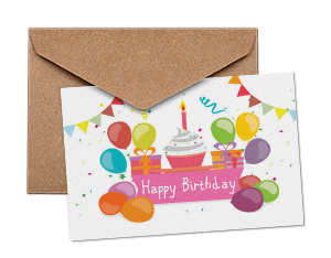 Business Britdhay Greeting Cards