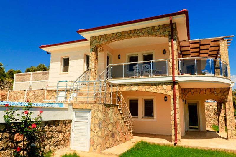 kiralık villa - 4172