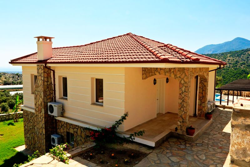 kiralık villa - 4177