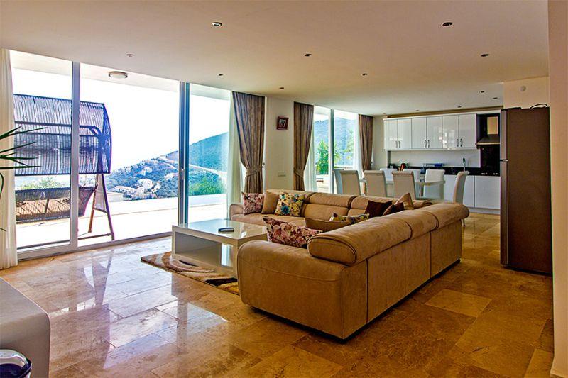 kiralık villa - 4220