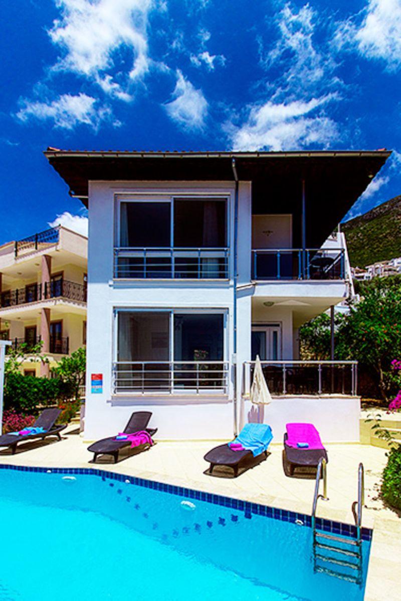 kiralık villa - 4251