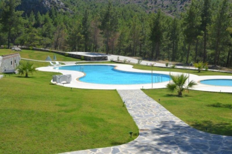 kiralık villa - 4883