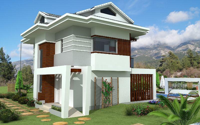 kiralık villa - 9366