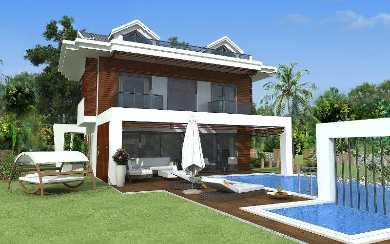 kiralık villa - 9371