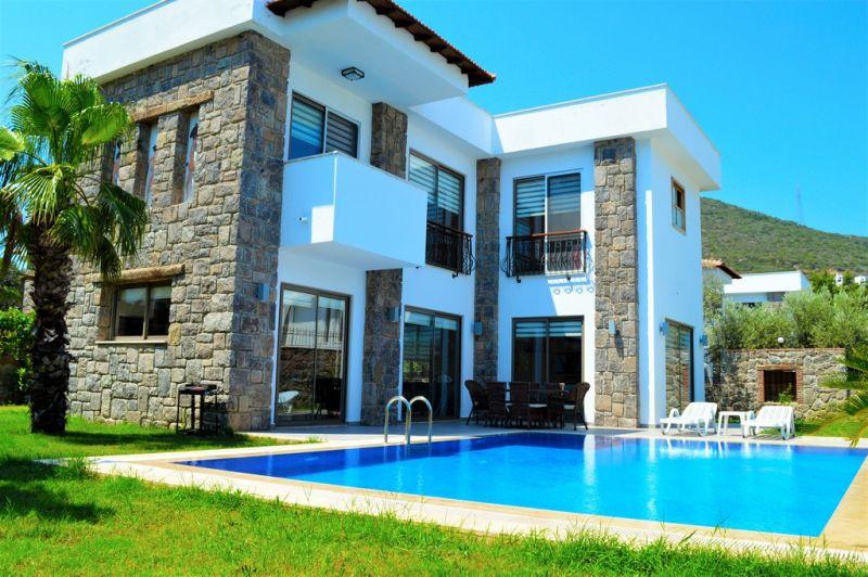 kiralık villa - 11251