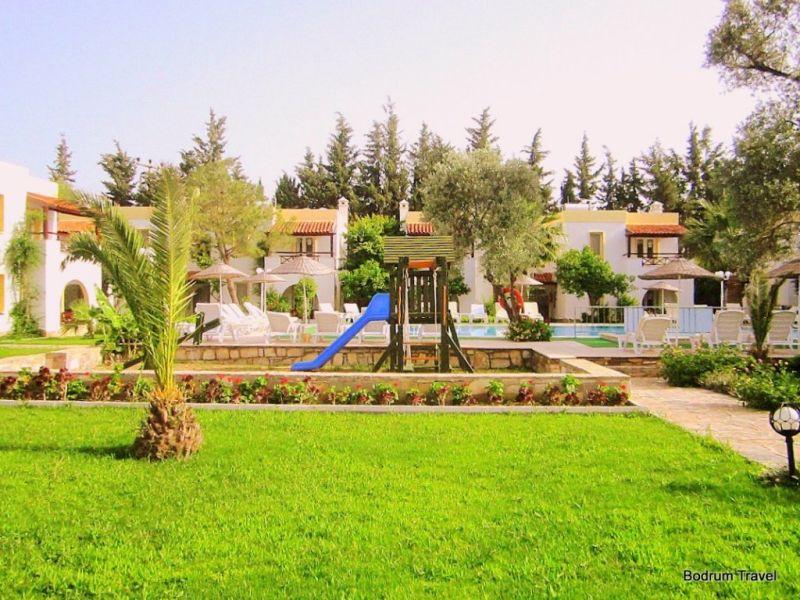 kiralık villa - 12581
