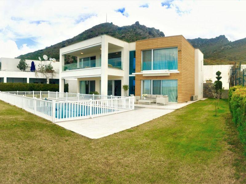 kiralık villa - 12860