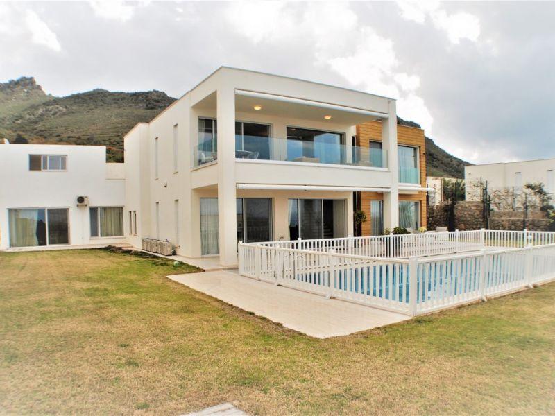 kiralık villa - 12863