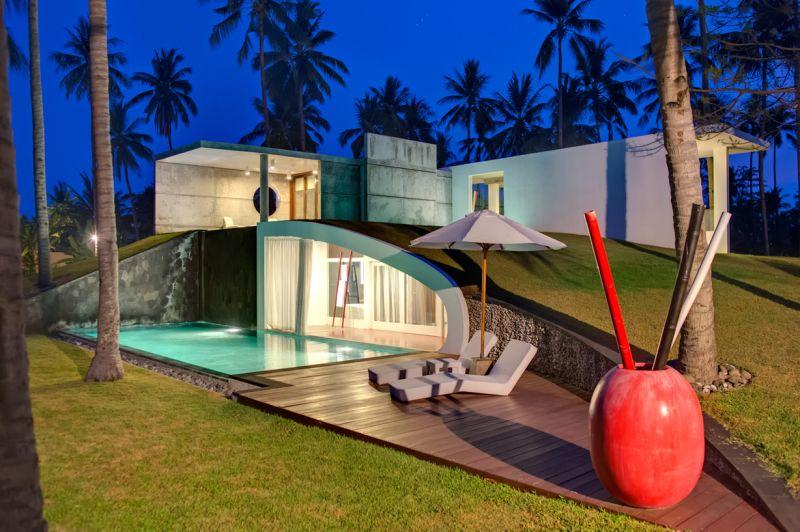 kiralık villa - 14117