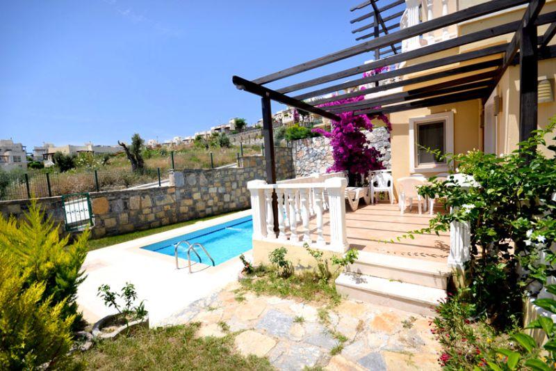 kiralık villa - 15947