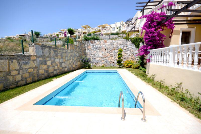 kiralık villa - 15948