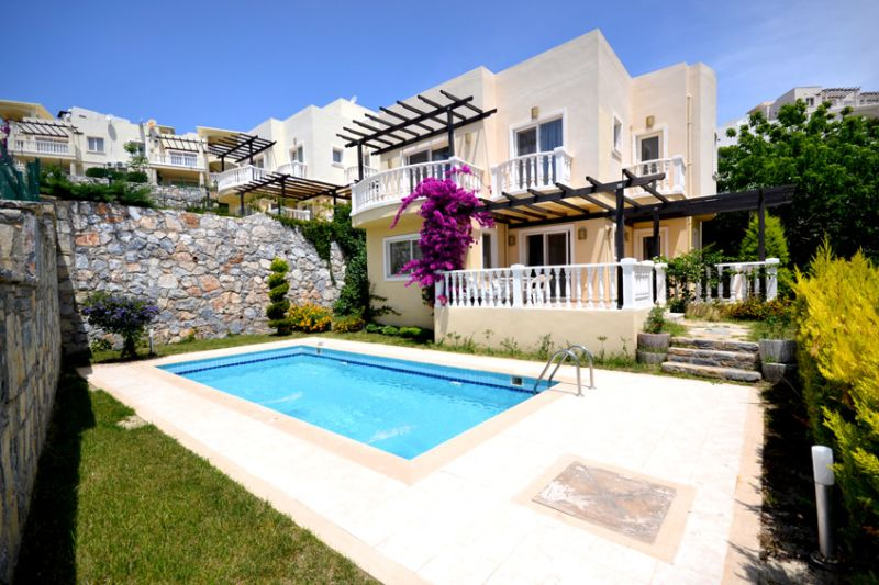 kiralık villa - 15956