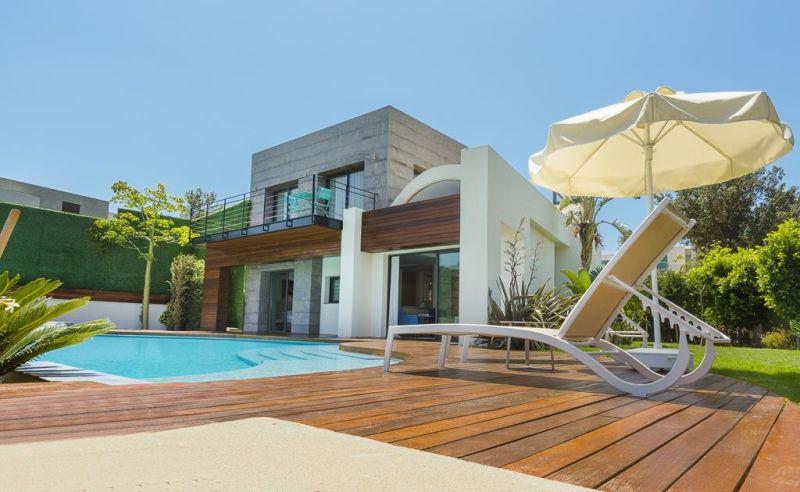 kiralık villa - 16037