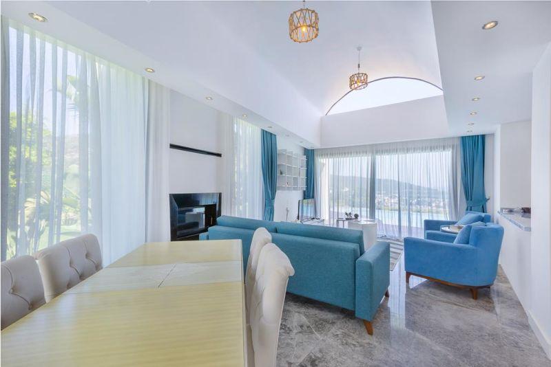kiralık villa - 16051