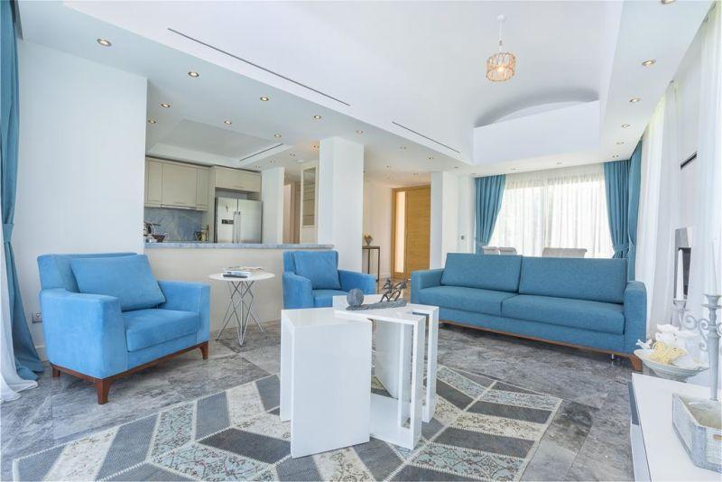 kiralık villa - 16054