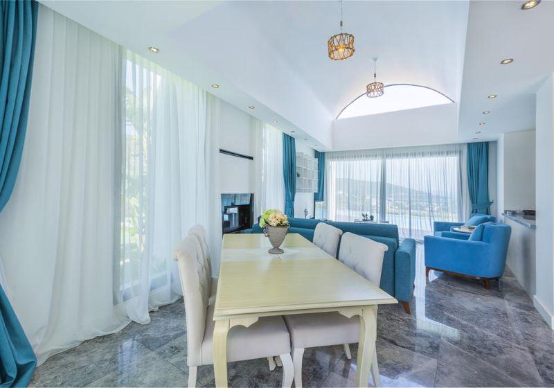 kiralık villa - 16056