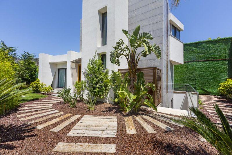 kiralık villa - 16065