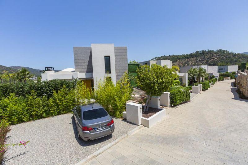 kiralık villa - 16067