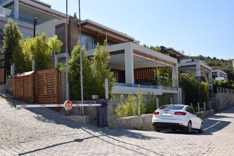 kiralık villa - 16150