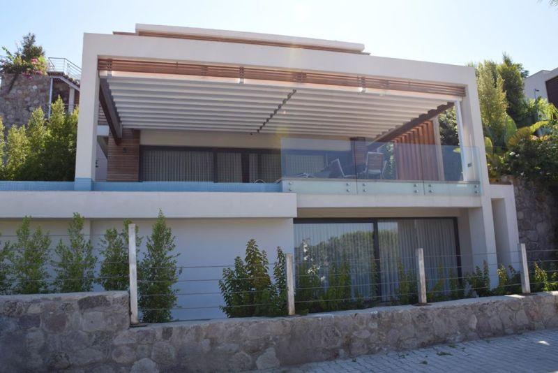 kiralık villa - 16151