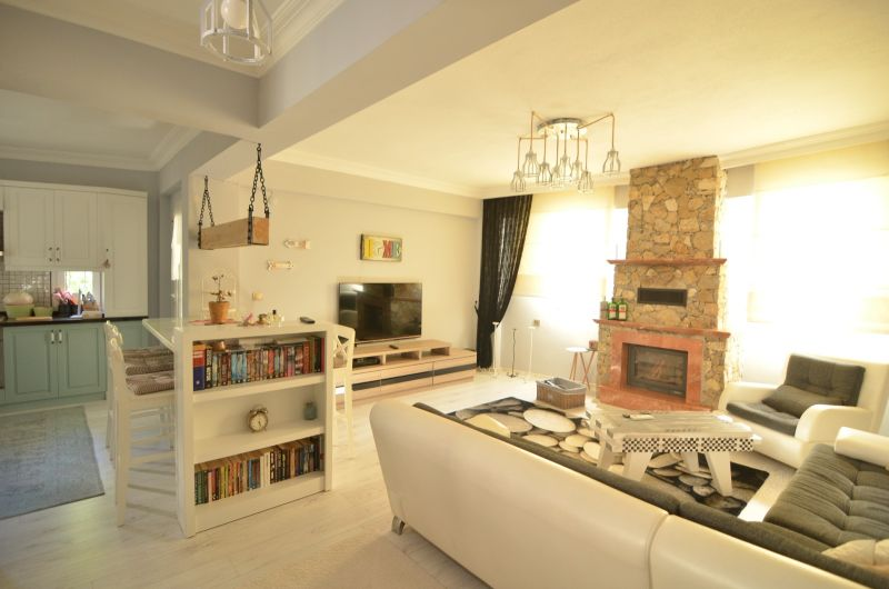 kiralık villa - 16824