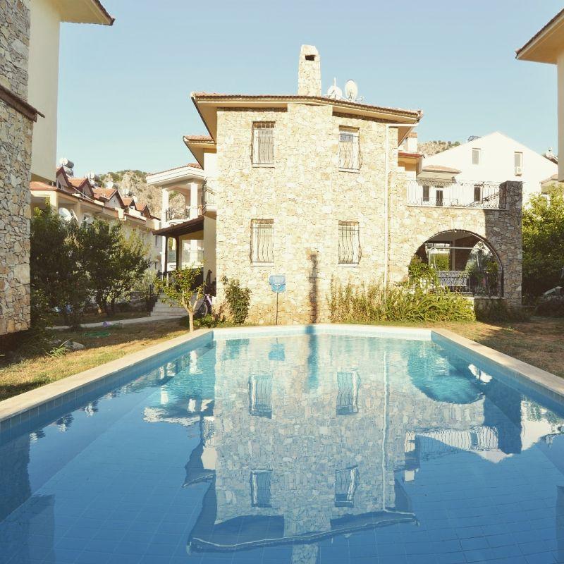 kiralık villa - 16823