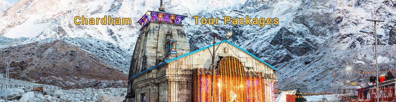 Chardham Tour Packages 2020