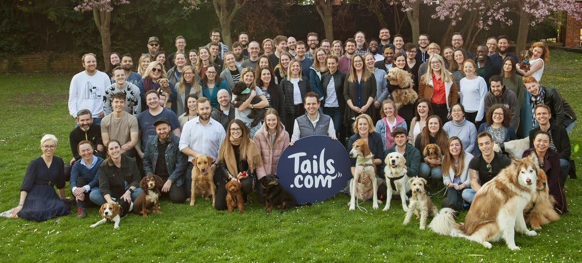 The Tails.com team